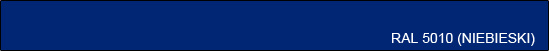 RAL 5010 (niebieski)